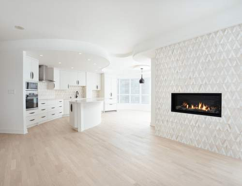 Grand Harbour Fireplace