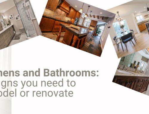 Kitchens and Bathrooms: 10 signs you need to remodel or renovate