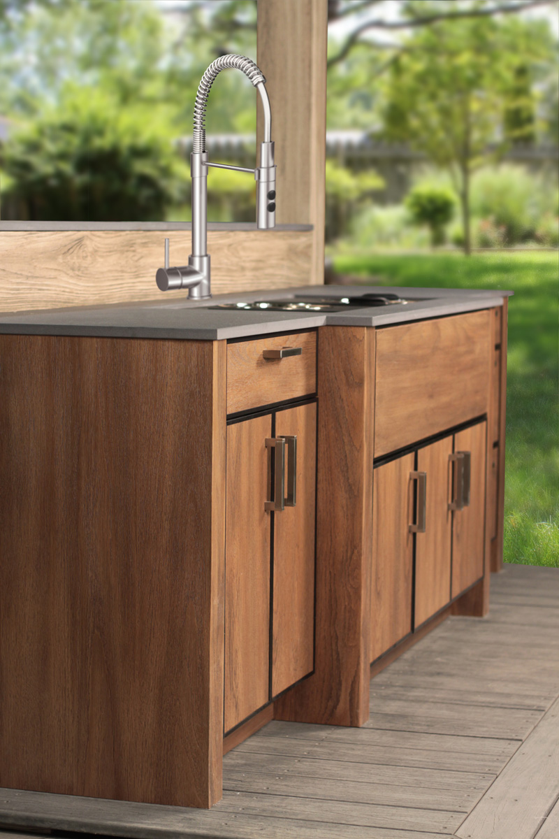 NatureKast Weatherproof Cabinets & Kitchens - Total Living ...
