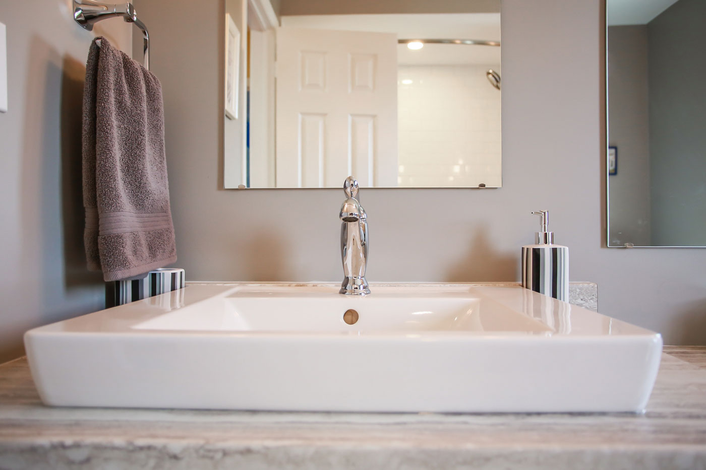 Taylorwood bath reno total living concepts for Shower reno