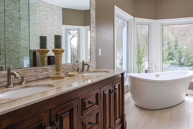 Bathroom Renovation & Design Barrie Ontario