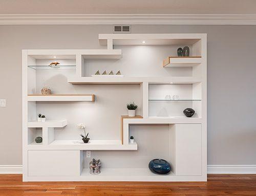 Blake Custom Display Cabinetry