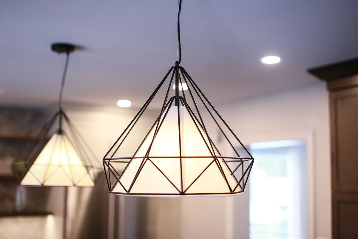 unique kitchen lighting