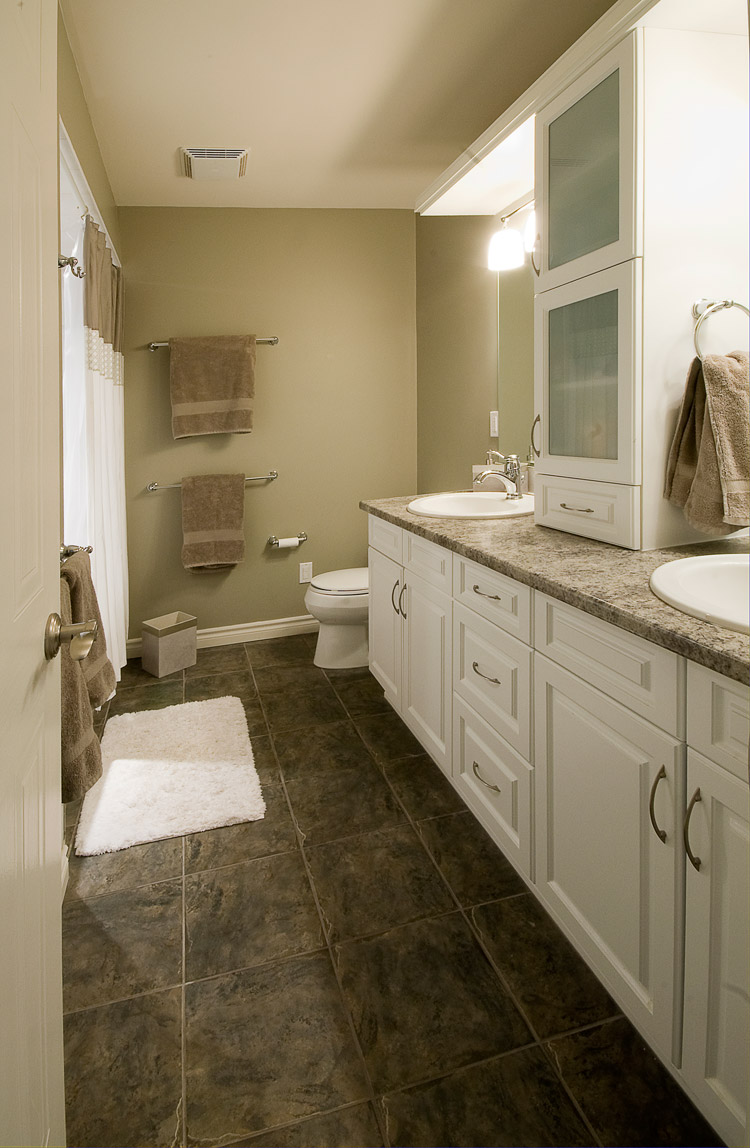 bathroom design and renovation barrie ontario - total living concepts