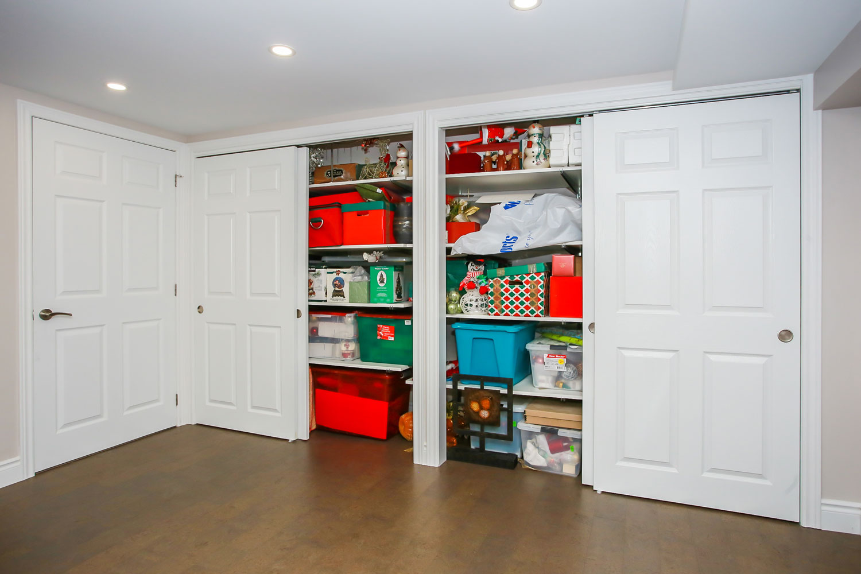 Classic basement renovation total living concepts for Basement concepts