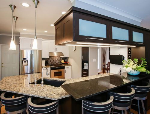 Contemporary Kitchen Refacing
