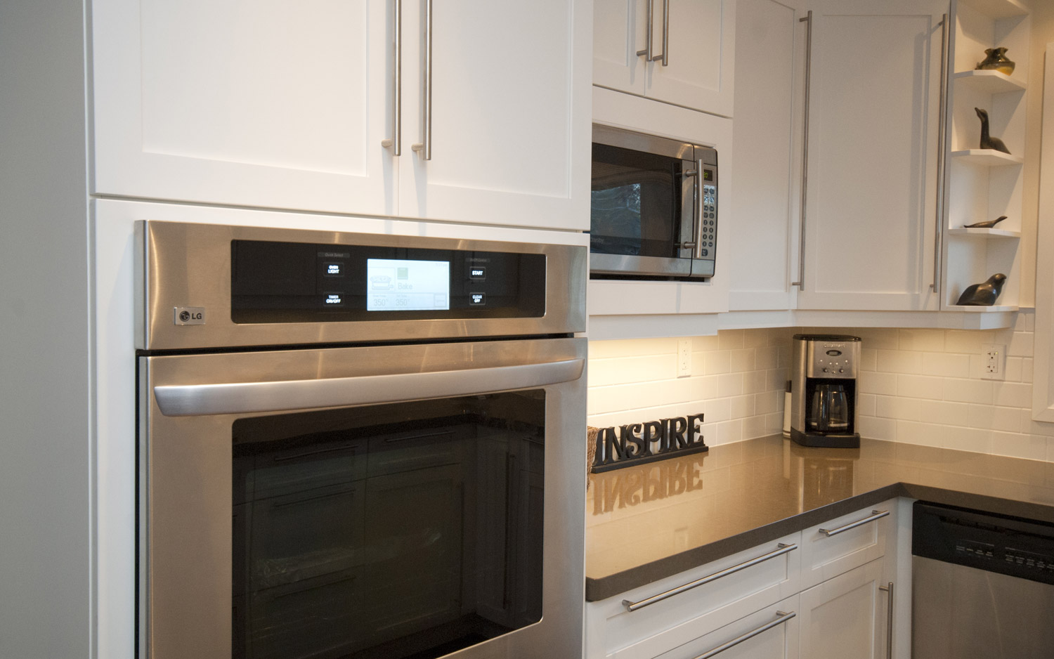 stainless steel wall oven - total living concepts barrie ontario