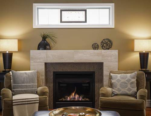 Glen Huron Fireplace