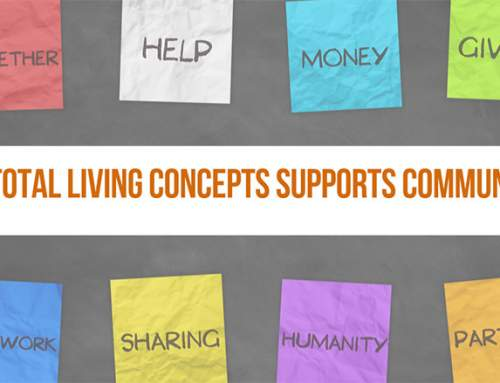 How Total Living Concepts Support Communities