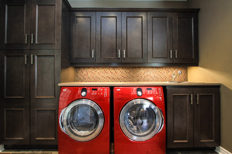 laundry room renovation and design