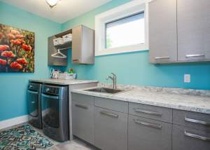 Laundry Room Renovation - Total Living Concepts barrie ontario