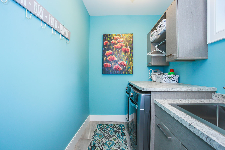 Laundry Room Reno Total Living Concepts