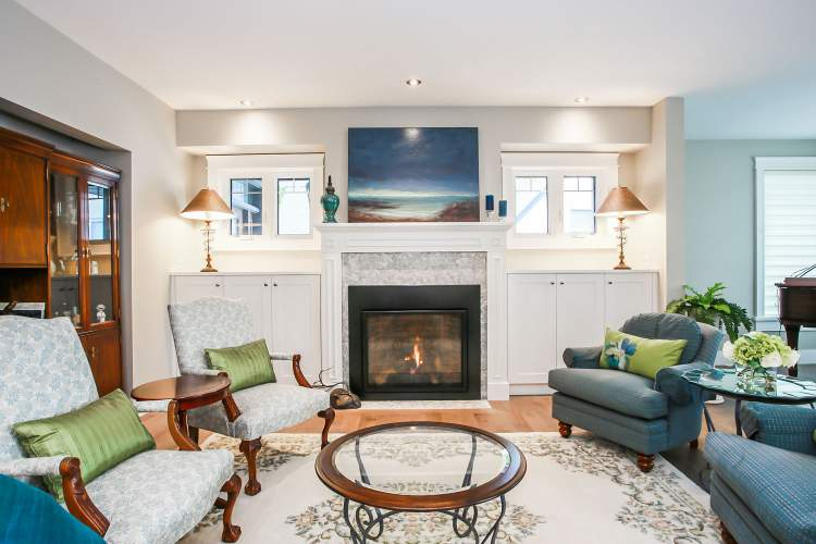 Living Room Renovation - Total Living Concepts in barrie ontario