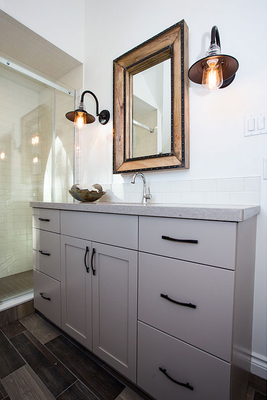 Modern Farmhouse Bathroom Total Living Concepts