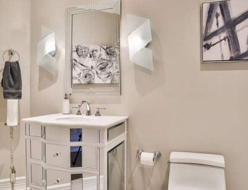 Nautica Powder Room