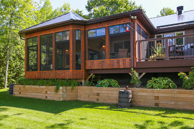 Outdoor Spaces Total Living Concepts