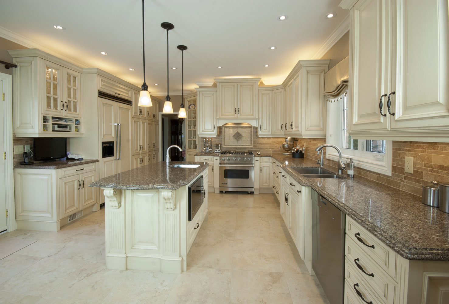 Traditional Kitchen Renovation Total Living Concepts