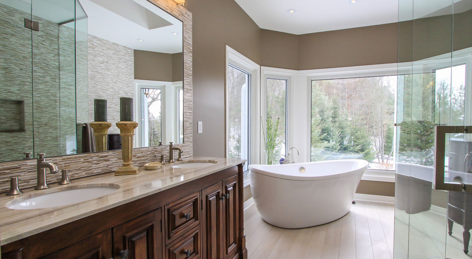 Bathroom Renovation and Design Barrie Ontario