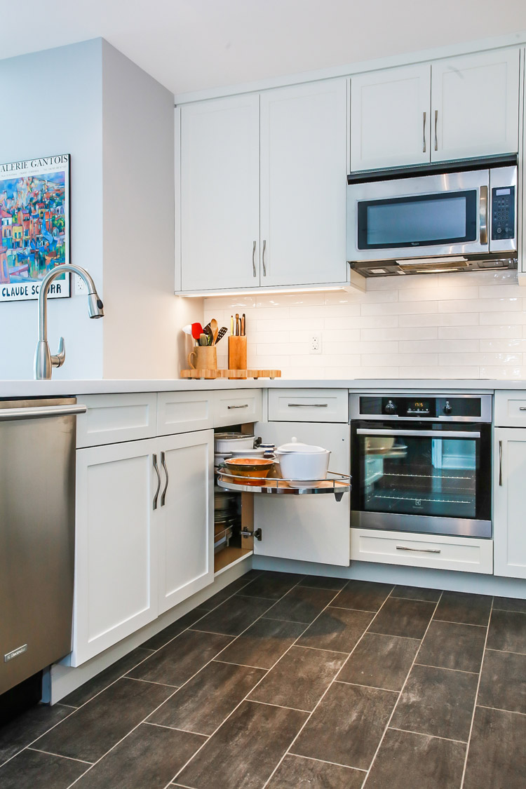 Modern Condo Kitchen Total Living Concepts