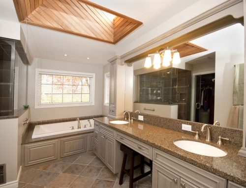 Large Traditional Ensuite