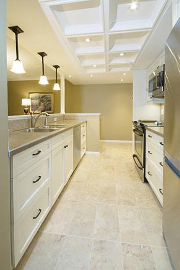 White kitchen design - total living concepts